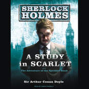 A Study in Scarlet: A Sherlock Holmes Novel (Unabridged) audiobook download