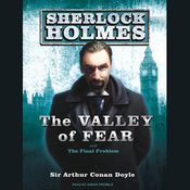 The Valley of Fear: A Sherlock Holmes Novel (Unabridged) audiobook download