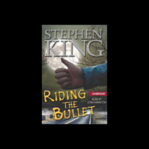 Riding-the-bullet-unabridged-audiobook