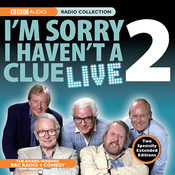 I'm Sorry I Haven't A Clue Live, Volume 2 audiobook download