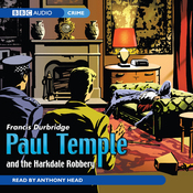 Paul Temple and the Harkdale Robbery (Unabridged) audiobook download