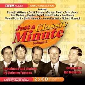 Just-a-classic-minute-volume-4-audiobook