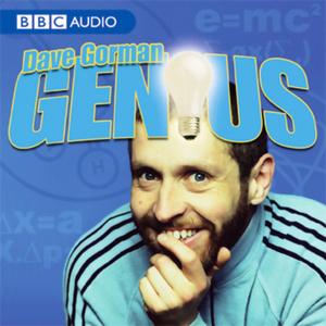 Dave-gorman-genius-audiobook