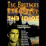 The Brothers Karamazov & The Idiot (Dramatized) audiobook download