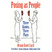 Posing as People: Three Stories, Three Plays audiobook download