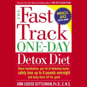 The Fast Track One-Day Detox Diet audiobook download