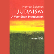 Judaism: A Very Short Introduction audiobook download