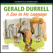 A Zoo in My Luggage (Unabridged) audiobook download