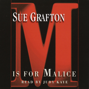 M Is for Malice: A Kinsey Millhone Mystery audiobook download