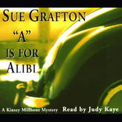 A is for Alibi: A Kinsey Millhone Mystery audiobook download