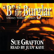 B is for Burglar: A Kinsey Millhone Mystery audiobook download
