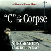 C is for Corpse: A Kinsey Millhone Mystery audiobook download
