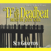 D is for Deadbeat: A Kinsey Millhone Mystery audiobook download