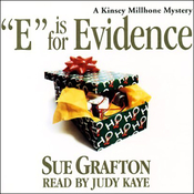E is for Evidence: A Kinsey Millhone Mystery audiobook download