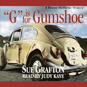 G is for Gumshoe: A Kinsey Millhone Mystery audiobook download