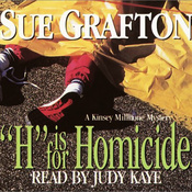 H is for Homicide: A Kinsey Millhone Mystery audiobook download