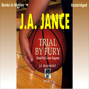 Trial by Fury: J. P. Beaumont Series, Book 3 (Unabridged) audiobook download