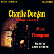 Charlie Deegan (Unabridged) audiobook download