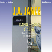 Improbable Cause: J. P. Beaumont Series, Book 5 (Unabridged) audiobook download