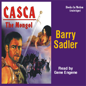 Casca: The Mongol: Casca Series #22 (Unabridged) audiobook download