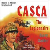 Casca: The Legionnaire: Casca Series #11 (Unabridged) audiobook download