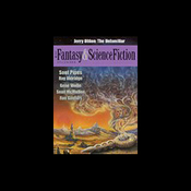 The Best of Fantasy and Science Fiction Magazine 2002 (Unabridged) audiobook download