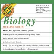 Barron's EZ-101 Study Keys: Biology, Second Edition (Unabridged) audiobook download