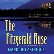 The Fitzgerald Ruse: A Sam Blackman Mystery (Unabridged) audiobook download