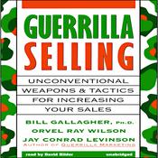 Guerrilla Selling (Unabridged) audiobook download
