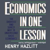 Economics in One Lesson (Unabridged) audiobook download