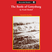 The Battle of Gettysburg (Unabridged) audiobook download
