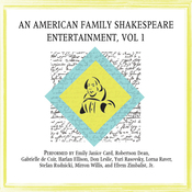 An American Family Shakespeare Entertainment, Vol. 1 (Dramatized) audiobook download