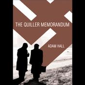 The Quiller Memorandum (Unabridged) audiobook download