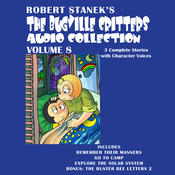 Bugville Critters Audio Collection 8: Four Stories (Unabridged) audiobook download