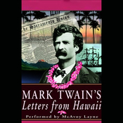 Mark Twain's Letters from Hawaii audiobook download
