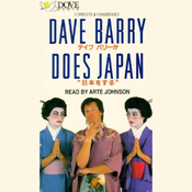 Dave Barry Does Japan (Unabridged) audiobook download