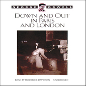 Down and Out in Paris and London (Unabridged) audiobook download