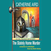 The Stately Home Murder (Unabridged) audiobook download
