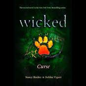 Wicked: Curse, Wicked Series Book 2 (Unabridged) audiobook download