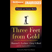 Three Feet from Gold: Turn Your Obstacles Into Opportunities (Unabridged) audiobook download