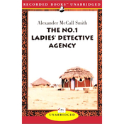 The No. 1 Ladies' Detective Agency (Unabridged) audiobook download