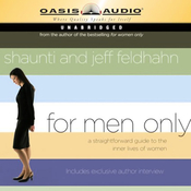 For Men Only: A Straightforward Guide to the Inner Lives of Women (Unabridged) audiobook download