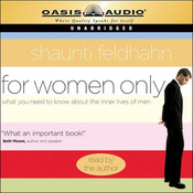 For Women Only: What You Need to Know About the Inner Lives of Men (Unabridged) audiobook download