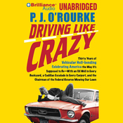 Driving Like Crazy (Unabridged) audiobook download