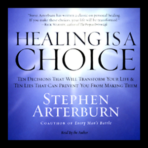 Healing-is-a-choice-audiobook