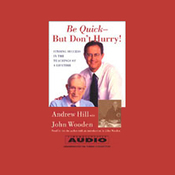 Be Quick - But Don't Hurry! audiobook download