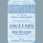 Legends II, New Short Novels by the Masters of Modern Fantasy: Volume 1 (Unabridged Selections) audiobook download