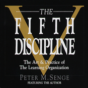 The Fifth Discipline: The Art and Practice of the Learning Organization audiobook download