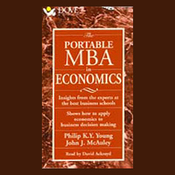 The Portable M.B.A. in Economics audiobook download