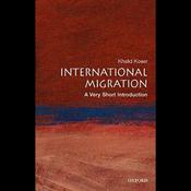 International Migration: A Very Short Introduction (Unabridged) audiobook download
